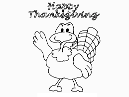 Download Coloring Pages Printable Thanksgiving Page Free For Kids Line