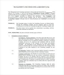 Consultant Contract Templates Free Word Documents Download Project Management Consulting Agreement Template For Uk