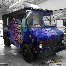 100 Vegas Food Trucks Sticky Iggys Las Truck Designed By GeckoWraps In