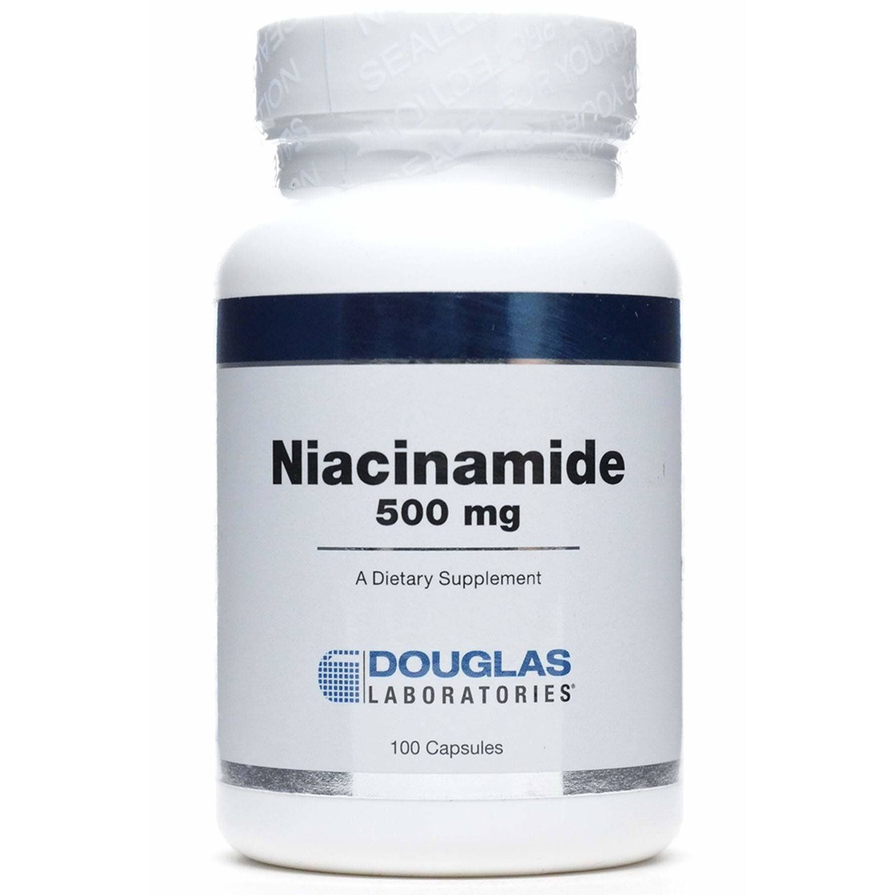 Douglas Laboratories Niacinamide Dietary Supplement - 100 Capsules
