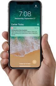 iPhone X tidbits Lock screen shortcuts Dock Control Center & more