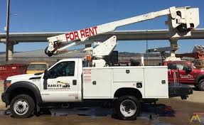 100 Altec Boom Truck AT37G Bucket Crane For Sale Or Rent Lifts