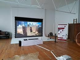 leistbares kino feeling fürs wohnzimmer viewsonic yamaha