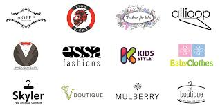 Clothing Store Names Logos