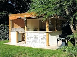 construire une cuisine d été cuisine exterieure d ete cuisine exterieure d ete dactac au