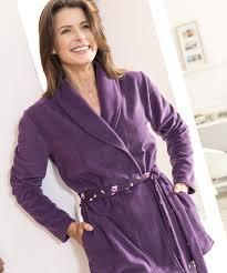 veste de chambre femme veste peignoir femme finest zearo robe de chambre femme longue
