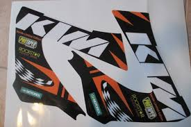 kit deco derbi senda xtreme derbi senda limited edition replika ktm projets tuning forum
