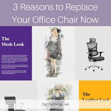 3 Reasons To Replace Your Office Chair Now - Dig This Design Wingback Office Chair Vintage Top Grian Real Leather Desk Alinium Chairs Cad Drawings Vanbow Memory Foam Adjustable Lumbar Support Knob And Tilt Angle High Back Executive Computer Thick Padding For China Italy Design Speaking Antique Table Hxg0435 Guide How To Buy A 10 Us 18240 5 Off18m Writing Desks Rosewood Living Room Fniture Tables Solid Wood Book Board Chinese Style On Fjllberget En Andinavisk Karaktr Ikea Home Office Retro Chair With Ceo Sign Isolated A White Background Give Those Old New Life 7 Steps Pictures Soft Padded Mid Light Brown