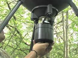 Moultrie 30 gallon Pro Hunter Digital Tripod Feeder
