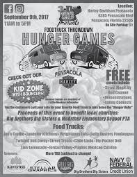 Hunger Games' Food Truck Competition Sept. 9 | Gulf Breeze News Communication Arts 6th Typography Annual Competion Winner Boo I Ate Various Street Tacos From A Taco Truck Competion Food 10 Ways To Prep For Saturdays Springfield Food Trucks Pittsburgh City Councils Foodtruck Legislation Raises Concerns Gallery Firewise Barbecue Company Truck Bbq Catering Asheville Nc Lakeland Attends Rally Keiser University Pensacola Hot Wheels Festival Tasting 21 The Hogfathers Amazoncom Death On Eat Street Biscuit Bowl Nys Fair 2018 Day 1 Entries Ranked Grilled Gillys Il