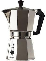 Moka Pot Stovetop Espresso Maker Whats Cooking America