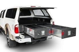 CargoEase Truck Bed Lockers, Truck Bed Box Plastic - My Drivewithpride