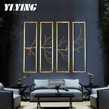 dekorative malerei chinesischen stil hängen malerei studie zen wort wandmalereien licht luxus wohnzimmer dekoration