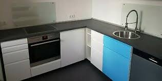 ikea metod küche voxtorp hochglanz weiß 6 monate alt eur