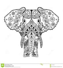 Anti Stress Coloring Pages Elephant Coloring Pages Elephant On Anti
