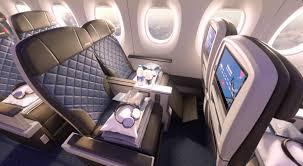 siege premium economy air delta air lines dévoile sa cabine premium internationale the