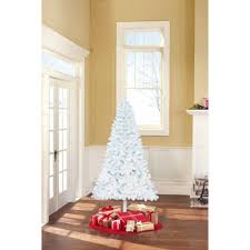Pre Lit Christmas Tree Rotating Base by Holiday Time Pre Lit 6 5 U0027 Madison Pine Artificial Christmas Tree