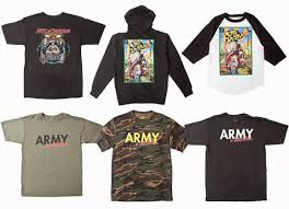 the blot says army of darkness t shirt collection by mishka