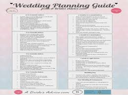 Brilliant Planning A Wedding Guide Free Timeline Checklist Printable