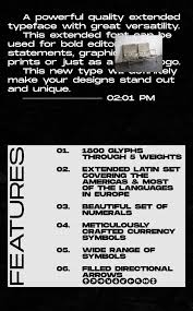 CAB Letterpress Font Sans Serif Fonts Creative Market