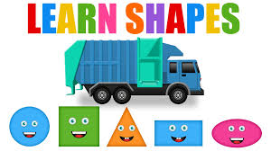 Garbage Trucks Teaching Shapes - Learning Basic Shapes Video For ... Garbage Truck Videos For Children Big Trucks In Action Truck Learning Kids My Videos Pinterest Scary Formation And Uses Youtube Monster For Washing Bruder Surprise Toy Unboxing Collection Videos Adventures With Morphle 1 Hour My Magic Pet Video Kids Dumpster Pick Up L And Hour Long Tow Max Cars Lets Go The Trash