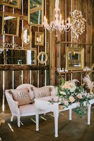 Stunning Rustic Indoor Barn Wedding Reception Ideas