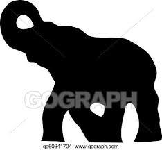 Elephant Clip Art Royalty Free GoGraph