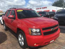 100 Craigslist Tampa Bay Cars And Trucks By Owner Chevrolet Avalanche For Sale In FL 33603 Autotrader