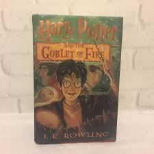 Harry Potter And The Goblet Of Fire J K Rowling 2000