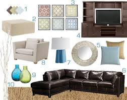 Dark Brown Sofa Living Room Ideas by Best 25 Dark Leather Couches Ideas On Pinterest Leather Couch