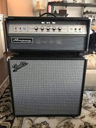 fender rumble cabinets 2x10 vs 1x15 with ampeg v 4b talkbass com