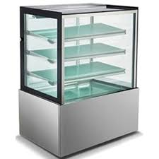 Universal UHBDC36 36 Refrigerated Bakery Display Case