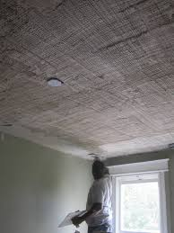 Skim Coat Ceiling Vs Plaster Ceiling by When Is It Worth Plastering Instead Of Drywalling Old Town Home