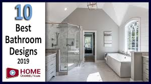 top 10 bathroom designs master suites from our 2019 home tours interior design ideas
