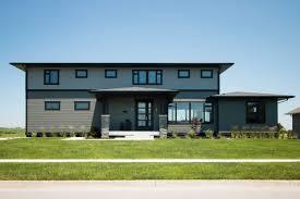 100 Contempory Home Contemporary Prairieland S