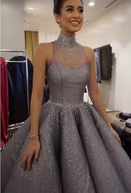 gray satin dress promotion shop for promotional gray satin dress