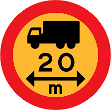 100 Truck Sign Public Domain Clip Art Image 20m Truck Sign ID 13929240619148