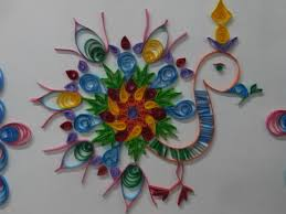 Paper Craft Works With Colour Pers