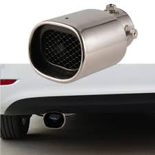 Stainless Steel Car Tail Exhaust Pipe Universal For Most Car ... Mbrp 3 Inlet 312 Outlet Black 304 Stainless Steel Exhaust Tip Huracan Torofeo By Mmsy_huracan_torofeo_29 Hr Image Tips For Trucks My Lifted Ideas Carbon On Exhaust Tips Cvetteforum Chevrolet Beautiful Custom Truck 7th And Pattison Personalized To Perfection 2010 Ford F250 Super Duty 8lug 4 To 5 Sema 2014 Tipoff Exo Metal Works Handmade Octagon Carriage Roll Pan And Goingbigger Amazoncom Rbp 95005 212 Application