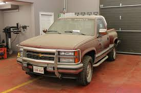 Is Barn Find 1991 Chevy C/K 1500 Z71 Truck With 3.5k Miles Worth ... Is Barn Find 1991 Chevy Ck 1500 Z71 Truck With 35k Miles Worth Ds2 Rear Shock Absorbers For 197391 C30 How About Some Pics Of 7391 Crew Cabs Page 146 The 1947 Cheyennefreak Chevrolet Cheyenne Specs Photos Modification C1500 Explore On Deviantart 91 Old Collection All 129 Bragging Rights Readers Rides April 2011 8lug Magazine Trucks Lifted Ideas Mobmasker Silverado Parts