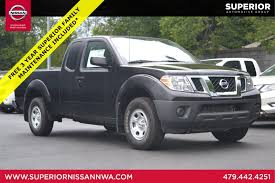 New 2019 Nissan Frontier S Extended Cab Extended Cab Pickup In ...
