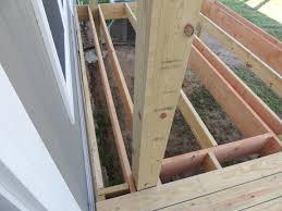 Floor Joist Span Table Deck by Deck Floor Joist U2013 Meze Blog