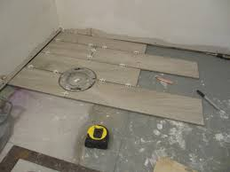 how to tile around a toilet round designs