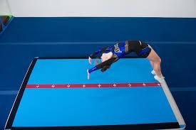 Gymnastic Floor Mats Canada by Tumbl Trak Air Floor Pro For Gymnastics Cheer Dance Special Needs