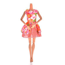 Barbie Coloring Pictures Print Out New Dot Flower Dress Barbies Mini Tank Doll Princess Fashion Mariposa