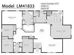Triple Wide Modular Homes Floor Plans by Floor Plans Mobile Homes Triple Wide Bestofhouse Net 27828