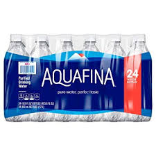 Aquafina Water 169 Oz Pack Of 24