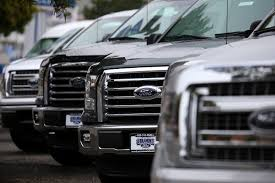 Ford Pitches Tax Breaks To Bolster Year-End Truck Sales - WSJ Check Out This Cool Infographic Of Ford F150 Prices Over The Years 2015 Wins Urban Truck Year Award The News Wheel Best Pickup Reviews Consumer Reports Trucks By Bestwtrucksnet Ride Guides A Quick Guide To Identifying 196772 Allnew Named North American Truckutility Might Sell A Million Fseries Torque Artist How Took America Wamu Ceo Mark Fields Interview Business Insider Month Hayford Isanti Mn 2017 F250 Super Duty Its All About Power
