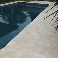 limestone pool pavers pool coping