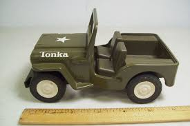 100 Tonka Truck Parts Vintage Military Army Jeep Toy On PopScreen